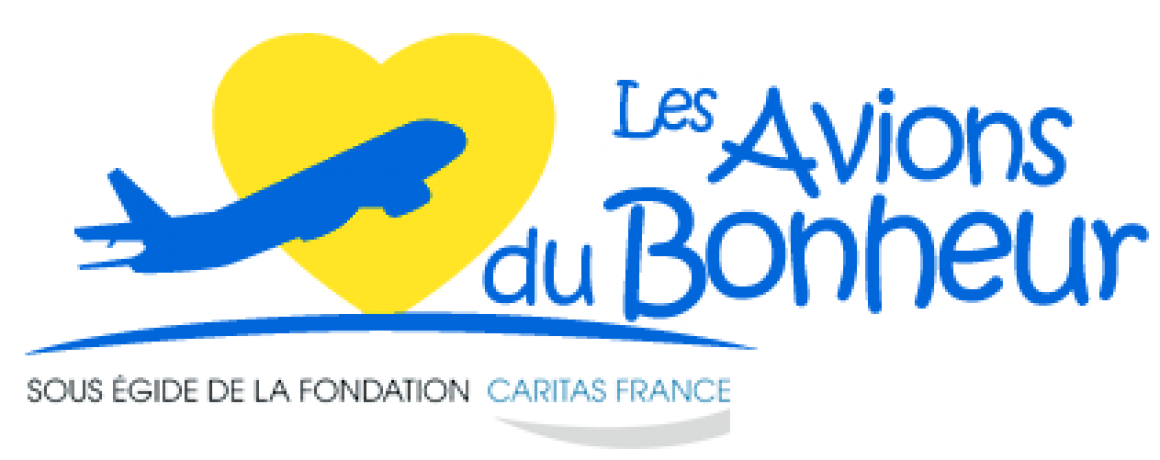 Les avions du Bonheur Logo